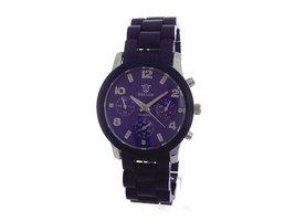 Bellos horloge - paars