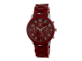 Bellos horloge - rood
