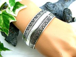 Dames armband / slavenarmband - aztec