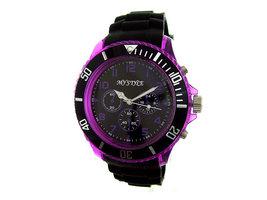 MY Style horloge - fluor / neon paars