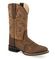 Heren western laarzen / cowboy boots echt leder - tan canyon