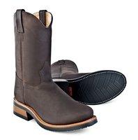 Heren western laarzen / cowboy boots echt leder - brown