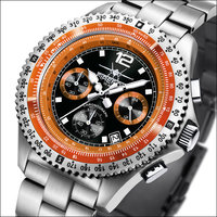 FireFox Chronograph FIGHTER FFS05-107 black / orange