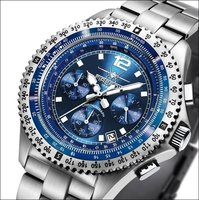 FireFox Chronograph FIGHTER FFS05-103 blue