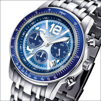 FireFox Chronograph AIRLINER FFS04-103C blue
