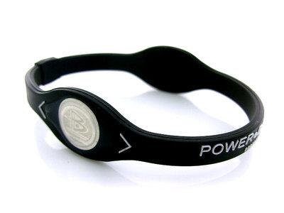 Power Balance armband - zwart