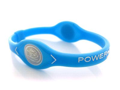 Power Balance armband - blauw